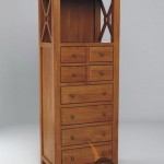 Chest of Drawers Small - CLBR 07