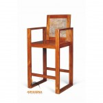 Lawu Bar Chair - LWDR 03