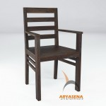 Merbabu Dining Chair with Arm - MBDR 03