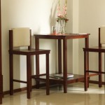 Bar Table - MRDR 04 and Bar Chair - MRDR 05