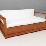 Sofa 2 Seater - MRLR 08