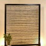 Bamboo Vertical Screen - 5c bmb 063