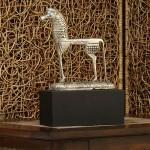 Standing Horse Tableware - 5c lgm 070