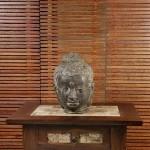 Head Buddha Statue - 5c tkt 044