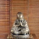 Praying Buddha Statue - 5c tkt 046