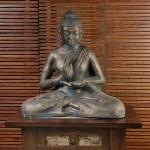 Praying Buddha Statue - 5c tkt 047