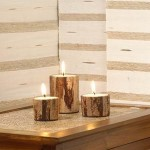 Circle Candle Set of 3 - 5c tkt 124