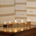 Circle Candle Set of 5 – 5c tkt 125