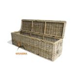 Gympie Square Basket Long - AL BS 10