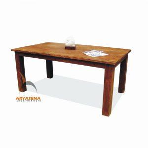 ASN 09 - Assen Dining Table - Teak Rustic 180x100x78