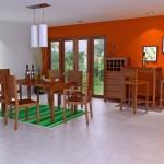 Bromo Dining Room