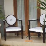 Preston Circle Chair - CFPT 06