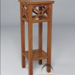 Plant Stand Low - CLLR 03B
