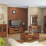 Cross Line Living Room