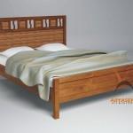 Bed with mattras 160 - DSBR 01B