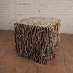 Driftwood Stool - DW 09
