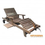 Sun Bed with Arm - GFST 006