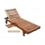 Flat Bed Poolside Lounger - GFST 007