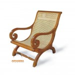 Lazy Chair with Rattan - JSCH 004