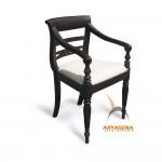 Chair Rafles Carved - JSCH 007