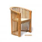 Batavia Arm Chair with Pillard - JSCH 019