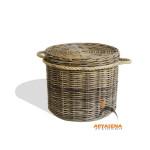 Kubu Grey Boxes and Baskets