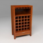 Wine Cabinet - RJDR 06A