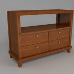 Chest Of Drawer Big - RUBR 03