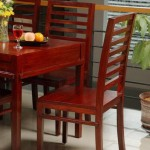 Dining Chair - RUDR 02