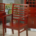 Dining Arm Chair - RUDR 03
