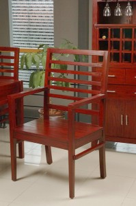 RUDR 03 dining arm chair