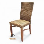Coco Chair with Rattan - SO 19