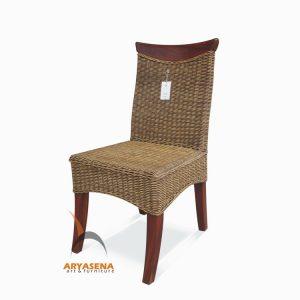 SKR 12 Dining Chair Rattan 47x49x97