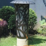 Cylinder Copper Lamp - SL003