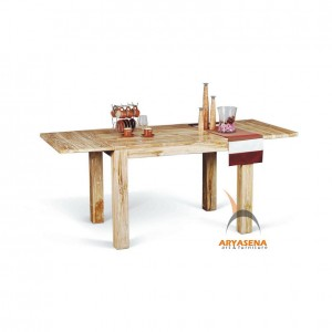 JOAN TABLE WITH EXTENSION