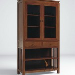 Glass Cabinet - TLBR 05