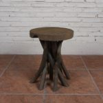 Stool with 9 Twigs Leg - TWST 01-T12