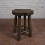 Stool with 4 Legs Straight - TWST 02-T12