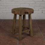 Stool with 4 Legs Straight - TWST 02-TP
