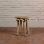 Stool with 4 Legs Bend  - TWST 07-T01