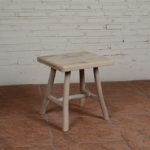 Stool with 4 Legs Bend and Cross - TWST 14-T01