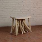 Stool with Crowded Legs - TWST 16-B