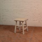 Stool with 4 Legs Straight - TWST 17-T01