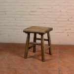 Stool with 4 Legs Straight - TWST 17-T12