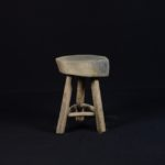Stool with Thick Top - TWST 23-IG