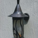 Bell Outboard Copper Lamp - WL002