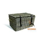 Treasure Box Kubu Grey - ZBB 01