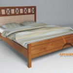 Bed with mattras 160 - CLBR 01D