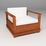 Sofa 1 Seater - MRLR 08