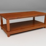 Coffee Table - MRLR 09
